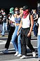 cole sprouse kaia gerber black lives matter protest 02