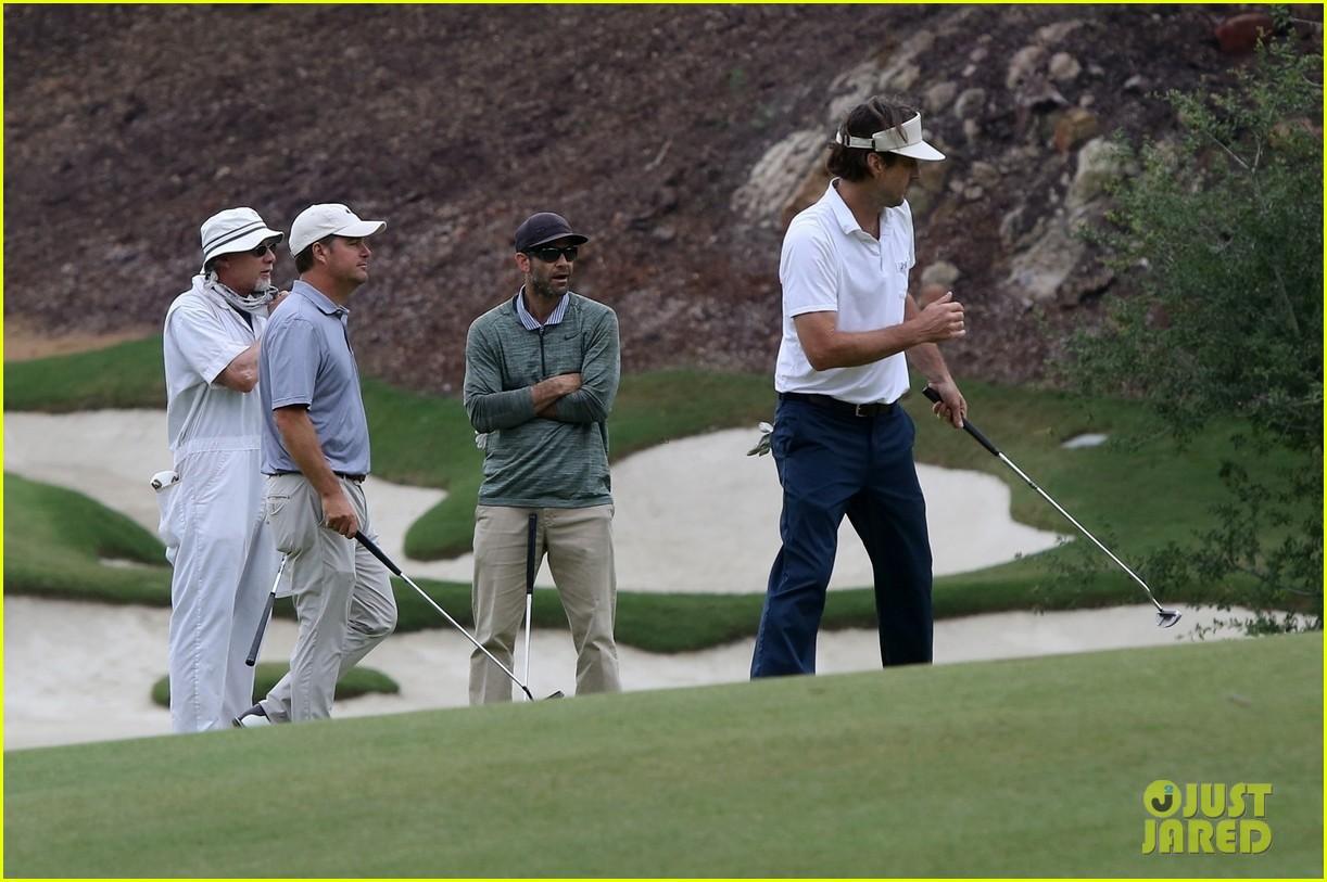 luke wilson chris odonnell played golf 034461876