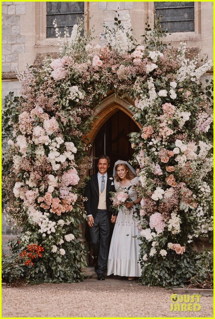 princess beatrice new wedding photos 034470450