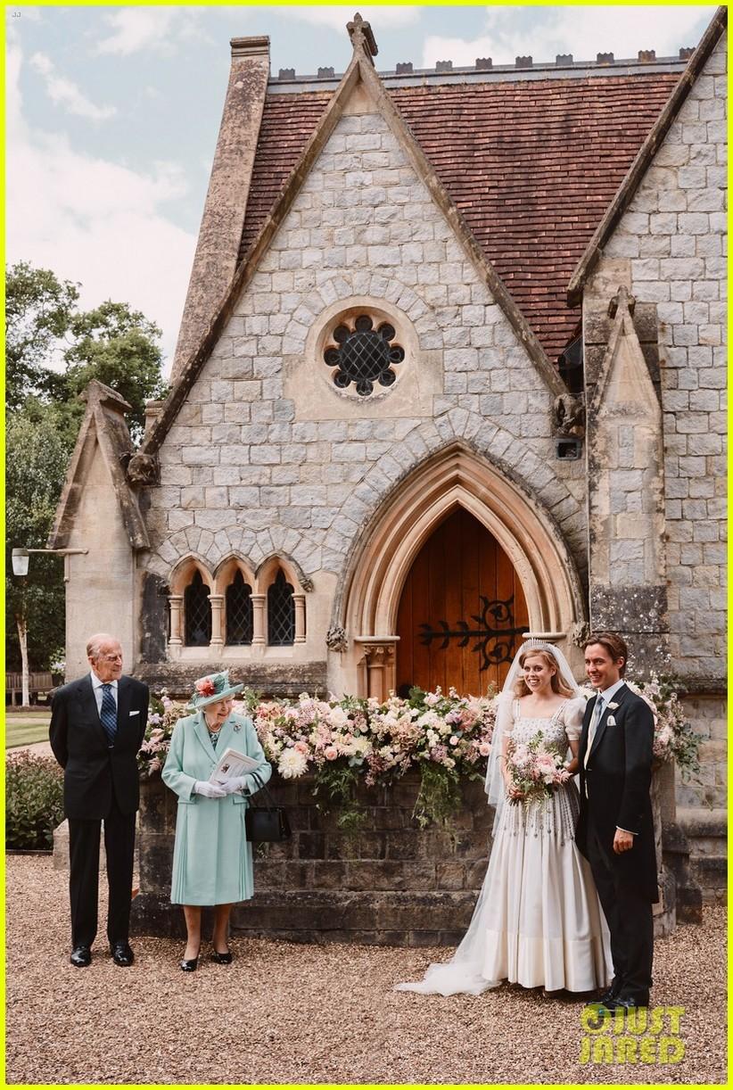princess beatrice new wedding photos 044470451