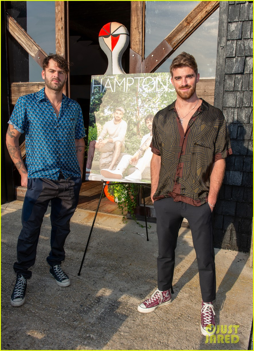 the chainsmokers drive in concert hamptons 104472190