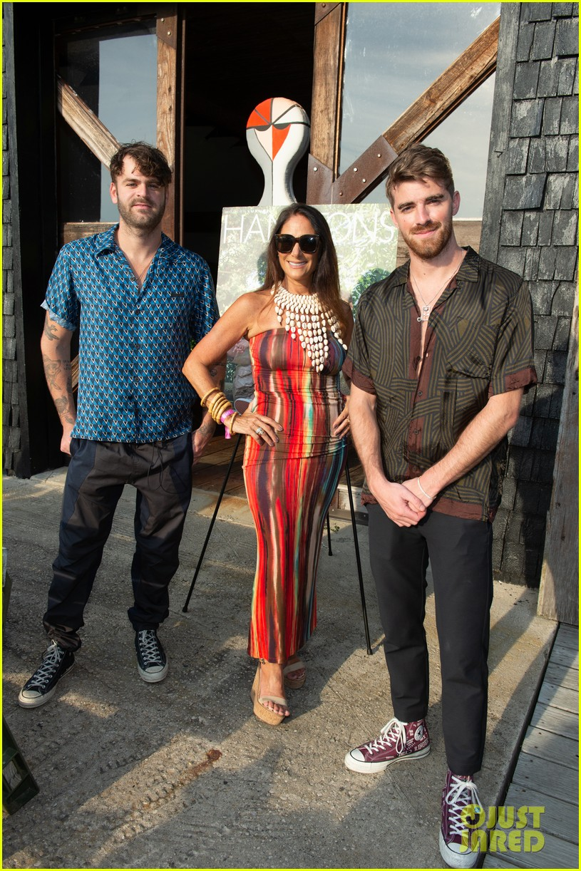 the chainsmokers drive in concert hamptons 114472191