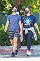 Photo 6 of Glee's Darren Criss & Wife Mia Hold Hands On a Coffee Run