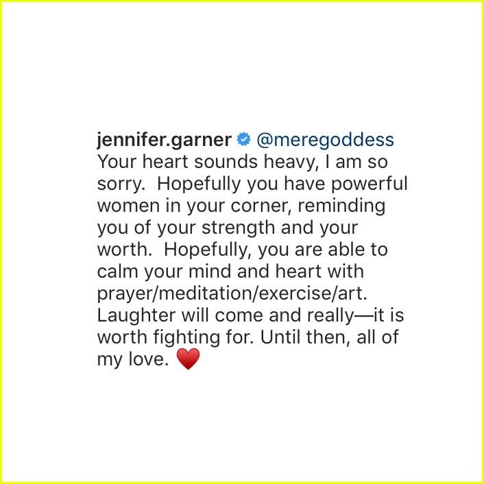 jennifer garner gives advice fan emotional abuse 024466482