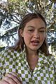 gigi hadid shows off baby bump 07