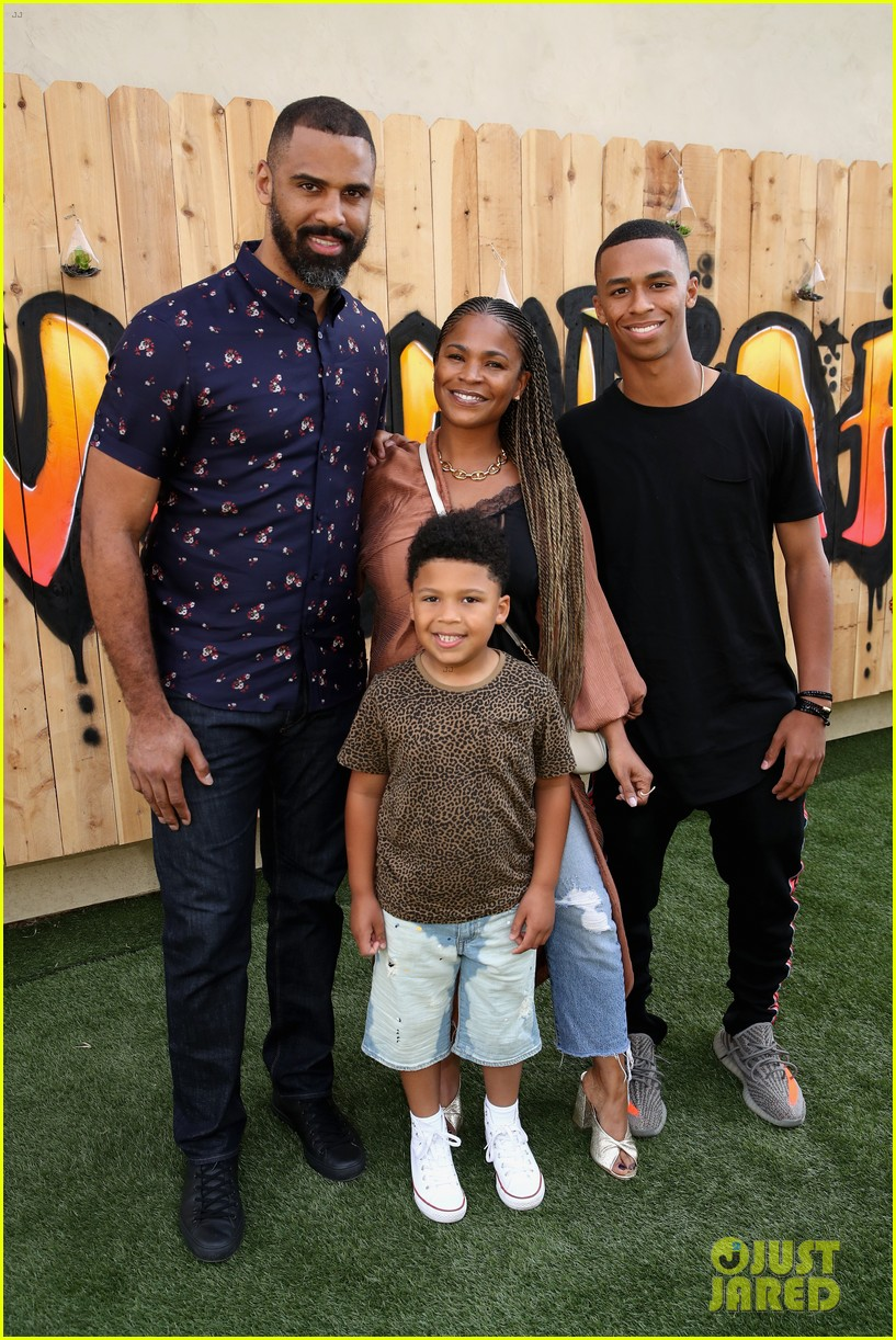 Nia Long Explains Why She's Never Married Her Longtime Love Ime Udoka:  Photo 4471737 | Ime Udoka, Nia Long Pictures | Just Jared