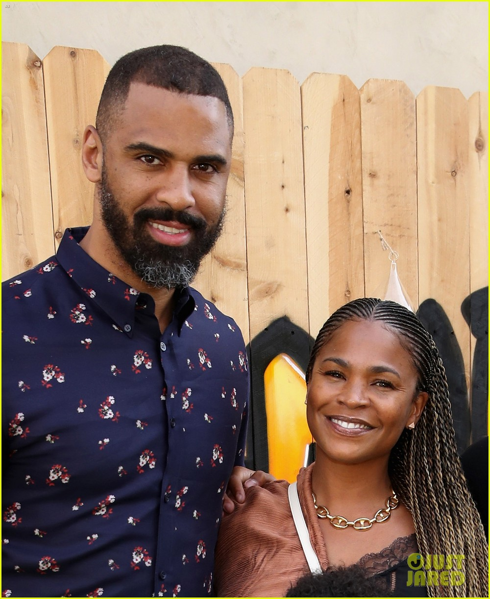 Nia Long Explains Why She's Never Married Her Longtime Love Ime Udoka:  Photo 4471740 | Ime Udoka, Nia Long Pictures | Just Jared