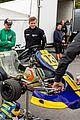 prince carl philip of sweden goes go karting 43