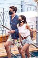emilia clarke vacation with friends 17
