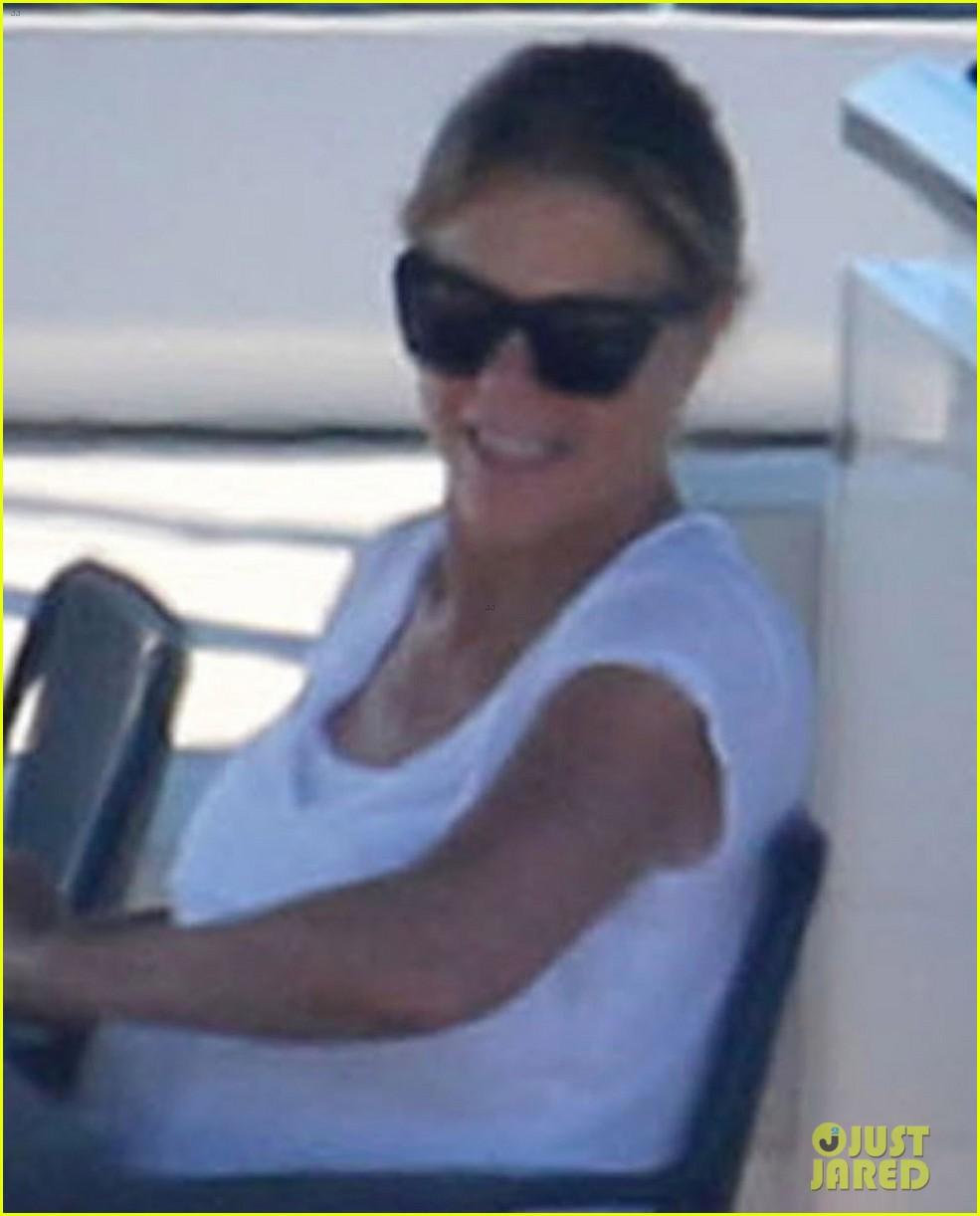 tom hanks rita wilson on a yacht in greece 024473030