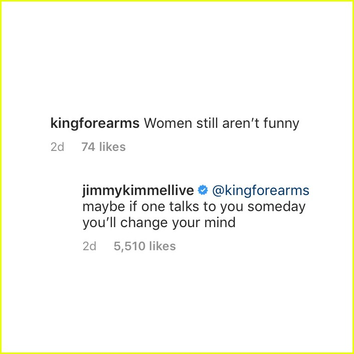 jimmy kimmel live comment 014474842