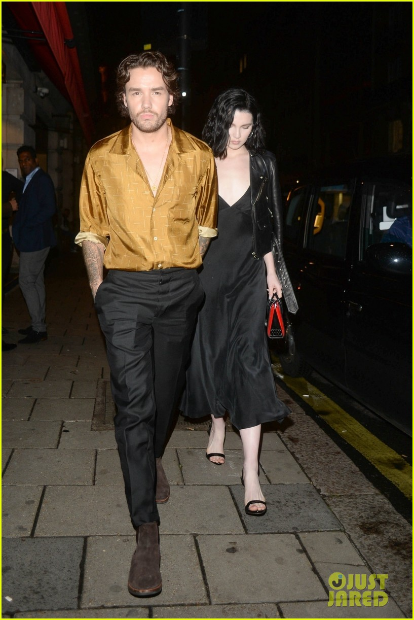 liam payne maya henry step out after engagement rumors 034478165
