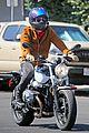 chris pine motorcycle riding with patrick j adams 09
