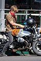 chris pine motorcycle riding with patrick j adams 33