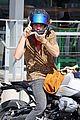 chris pine motorcycle riding with patrick j adams 37