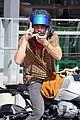 chris pine motorcycle riding with patrick j adams 41