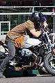 chris pine motorcycle riding with patrick j adams 45