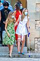 infanta sofia injured knee leans on leonor fam visit 23