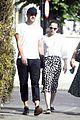 daisy ridley tom bateman wedding rings lunch notting hill 25
