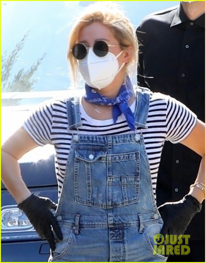 ashley tisdale christopher french house hunting in la 044485155