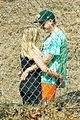 ashley benson g eazy share a kiss music video set 21