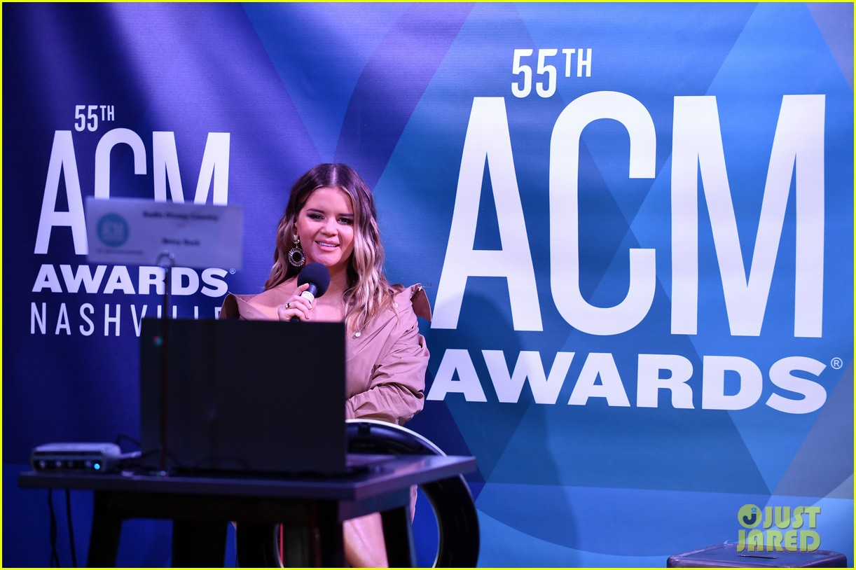 maren morris acm awards radio promo hayes stay up late 034483647
