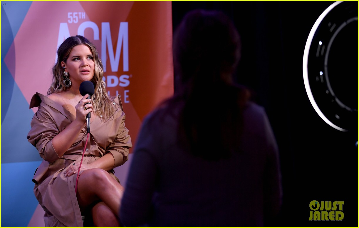 maren morris acm awards radio promo hayes stay up late 054483649