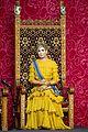 queen maxima gloves dress match prince day netherlands 13