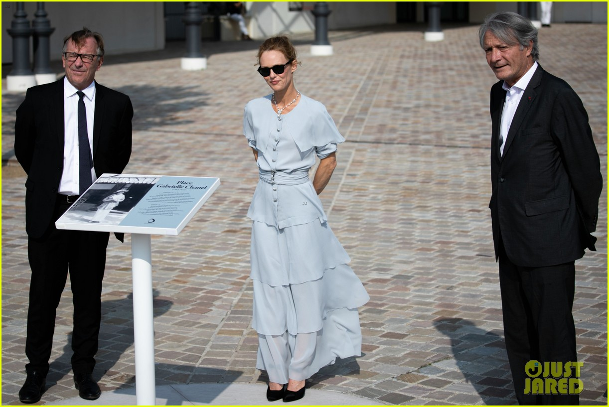 vanessa paradis two deauville events 044482451