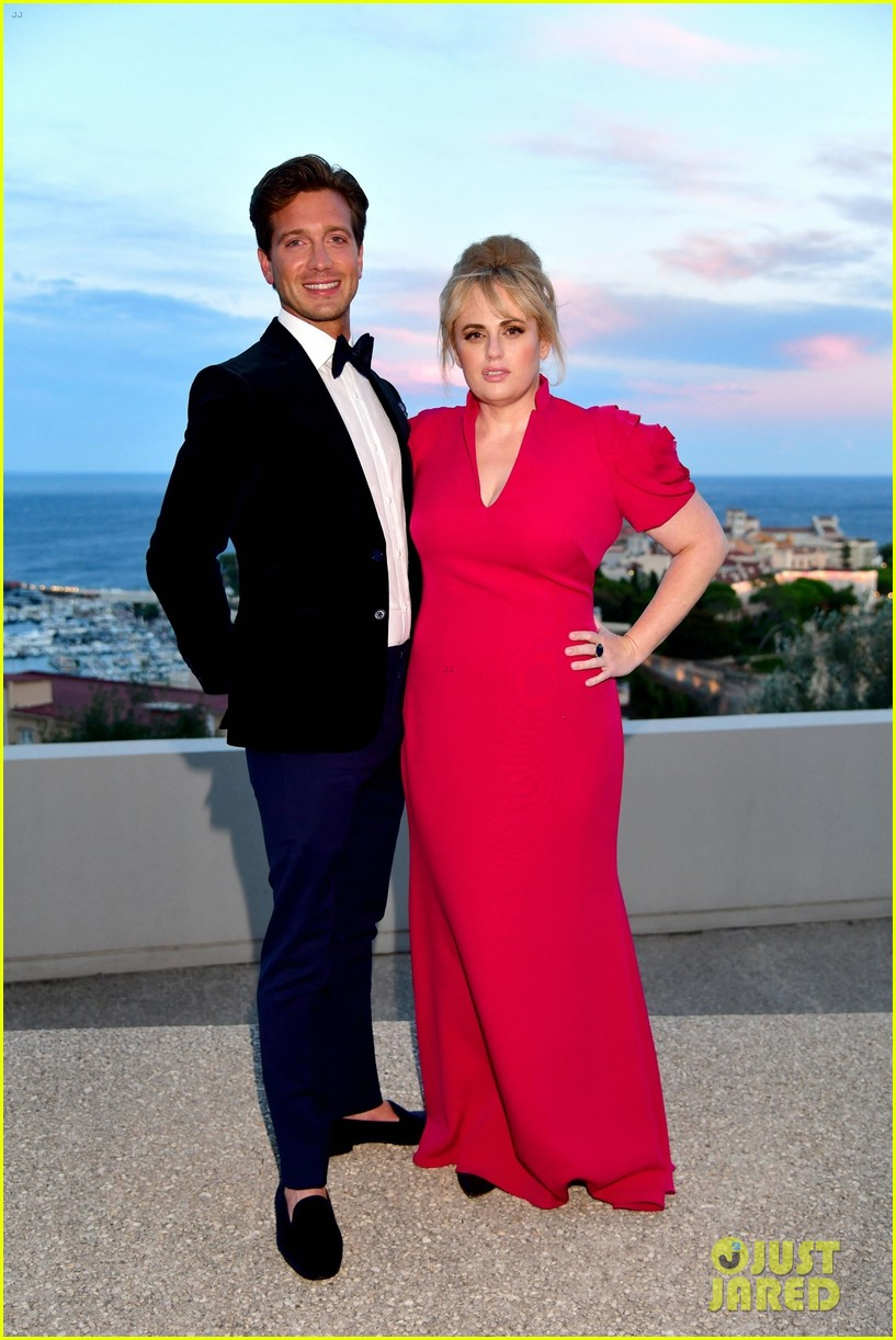 rebel wilson date night in monaco with jacob busch 014488134