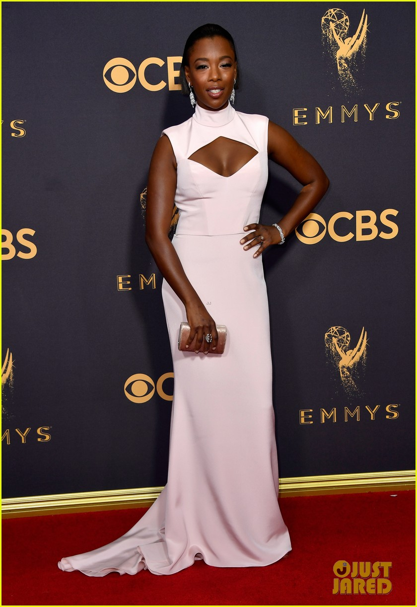 samira wiley emmy attire virtual ceremony 034485556