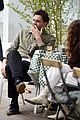 tom bateman wedding ring olivia cooke coffee 04