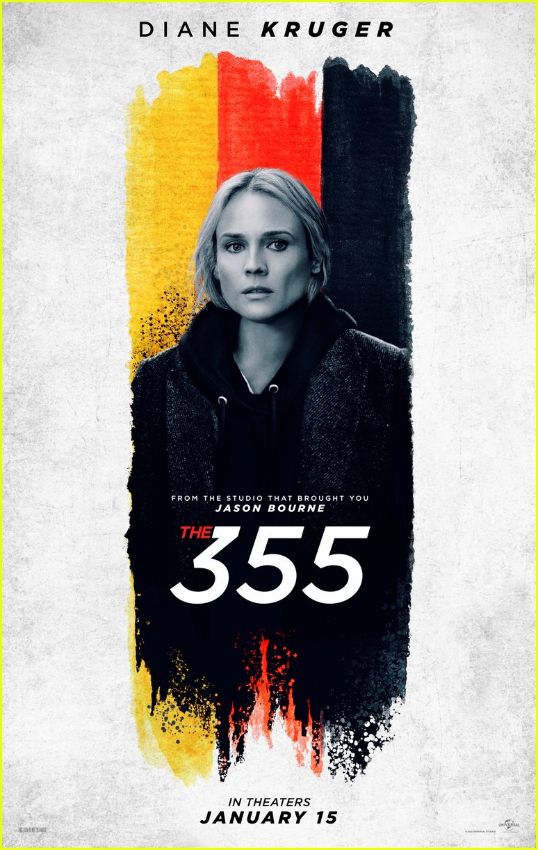 jessica chastain the 355 trailer 094490651