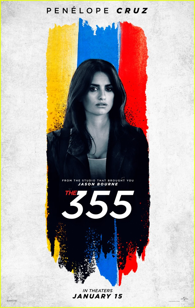 jessica chastain the 355 trailer 124490654