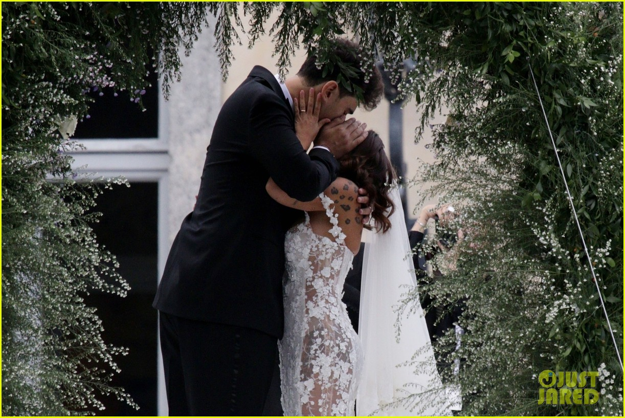 Dutch DJ Afrojack Got Married in Italy - See the Wedding ...