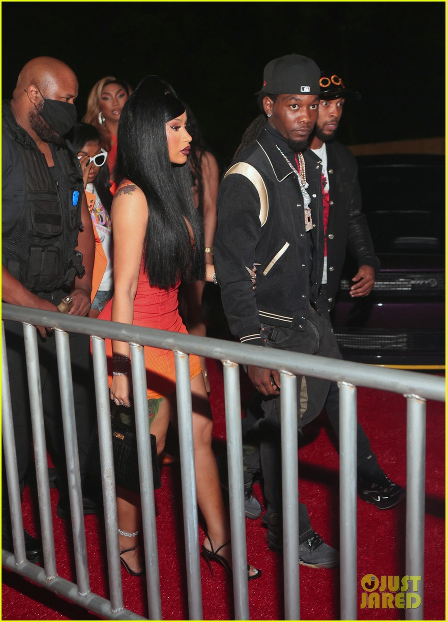 Cardi B admits she was in BED with on-again husband Offset