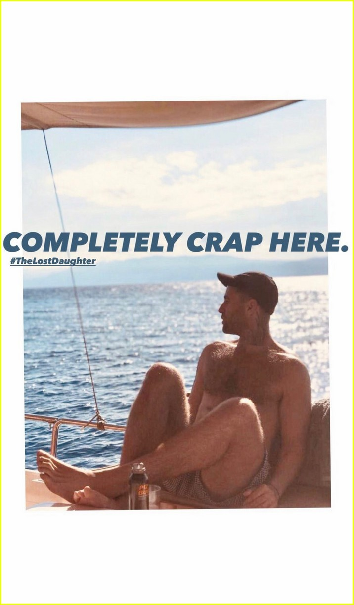 oliver jackson cohen paul mescal on boat in greece 014493683