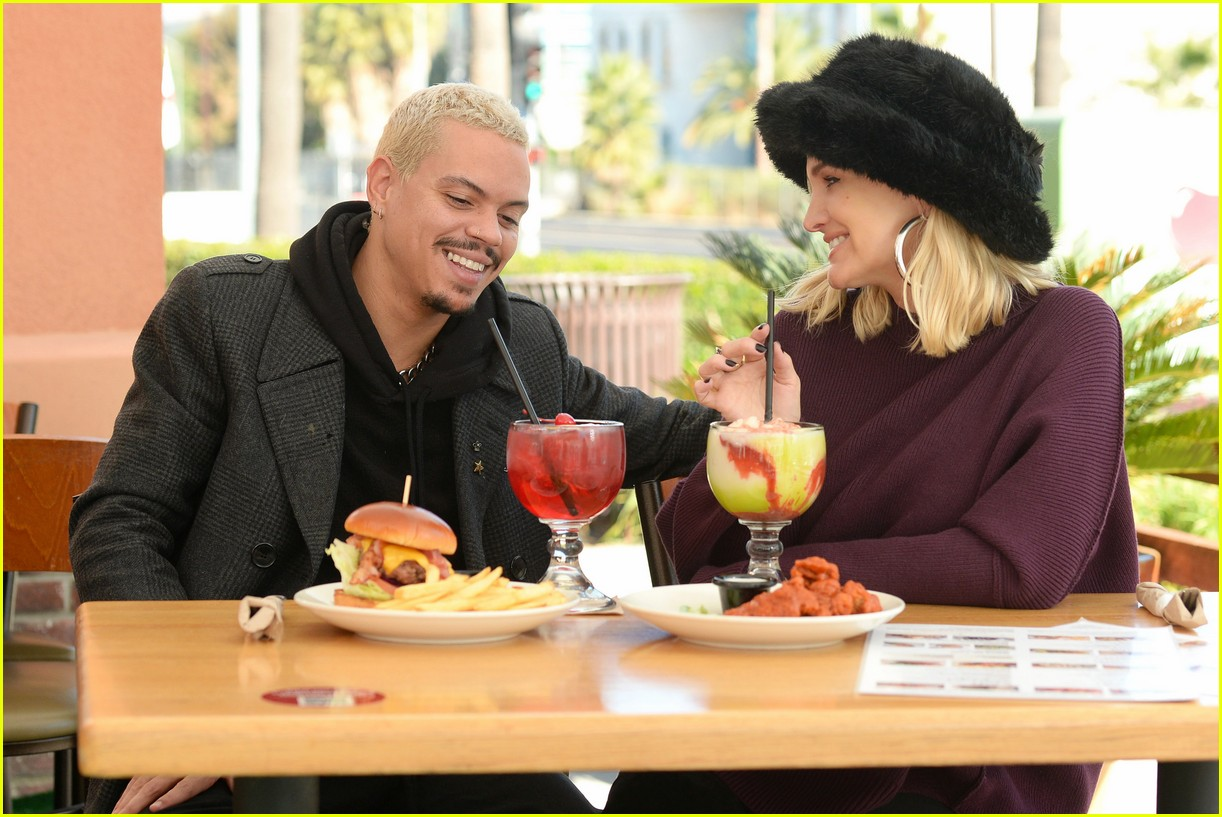 ashlee simpson evan ross date night 014502214
