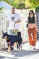 emily ratajkowski shows off bare baby bump hike with hubby 01