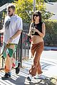 emily ratajkowski shows off bare baby bump hike with hubby 33
