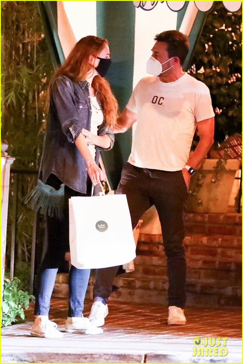 jon hamm date night with girlfriend anna osceola 014502158