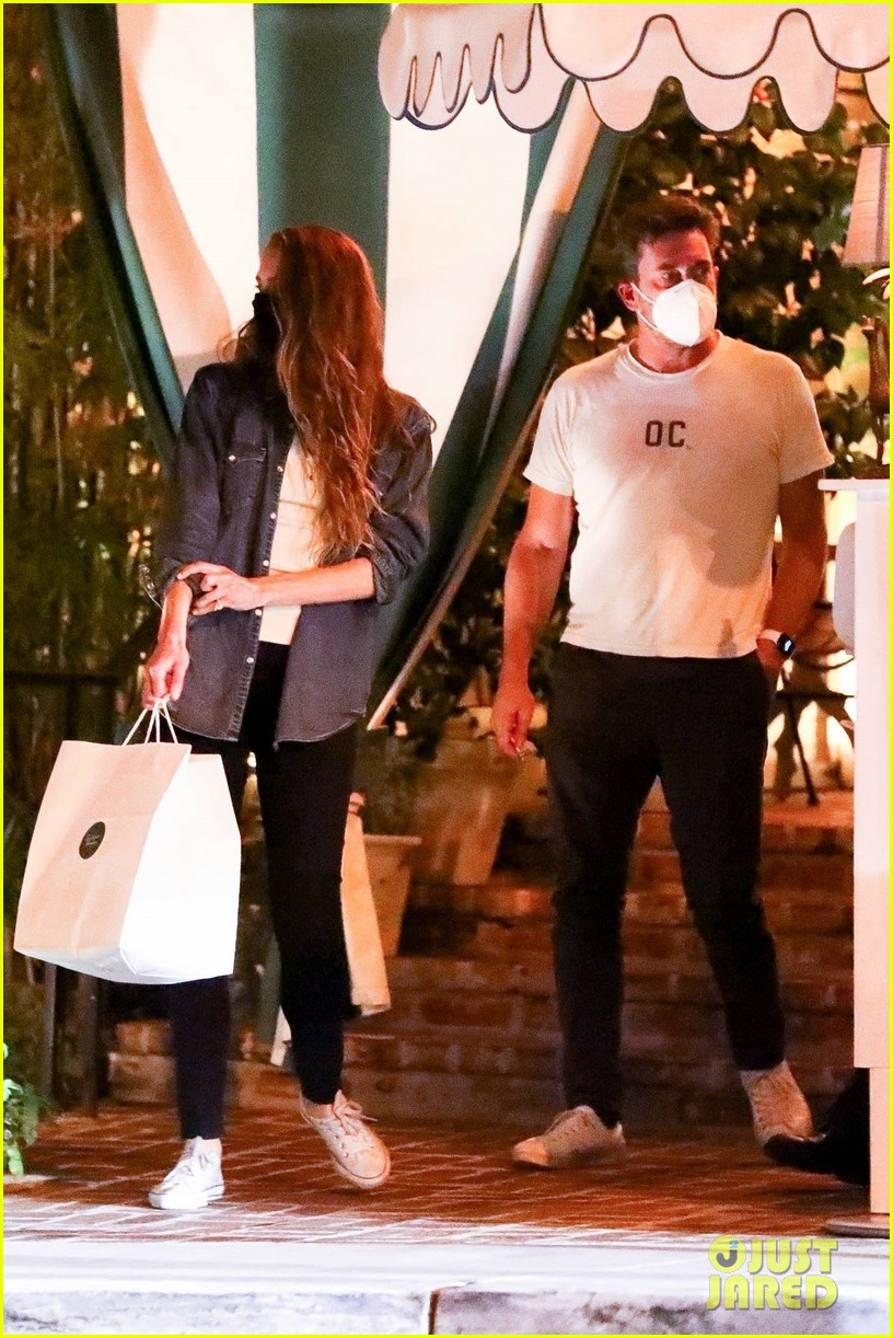jon hamm date night with girlfriend anna osceola 114502168