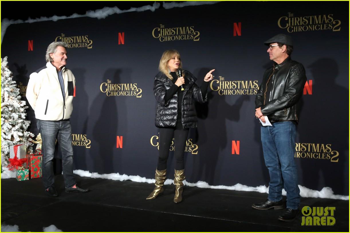 goldie hawn birthday kurt russell christmas chronicles 2 screening 214501996