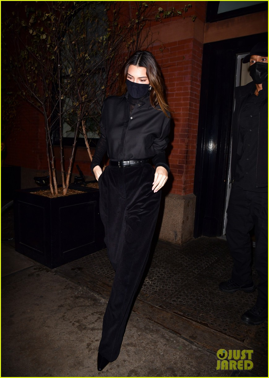 kendall jenner bella hadid out for dinner 014501964