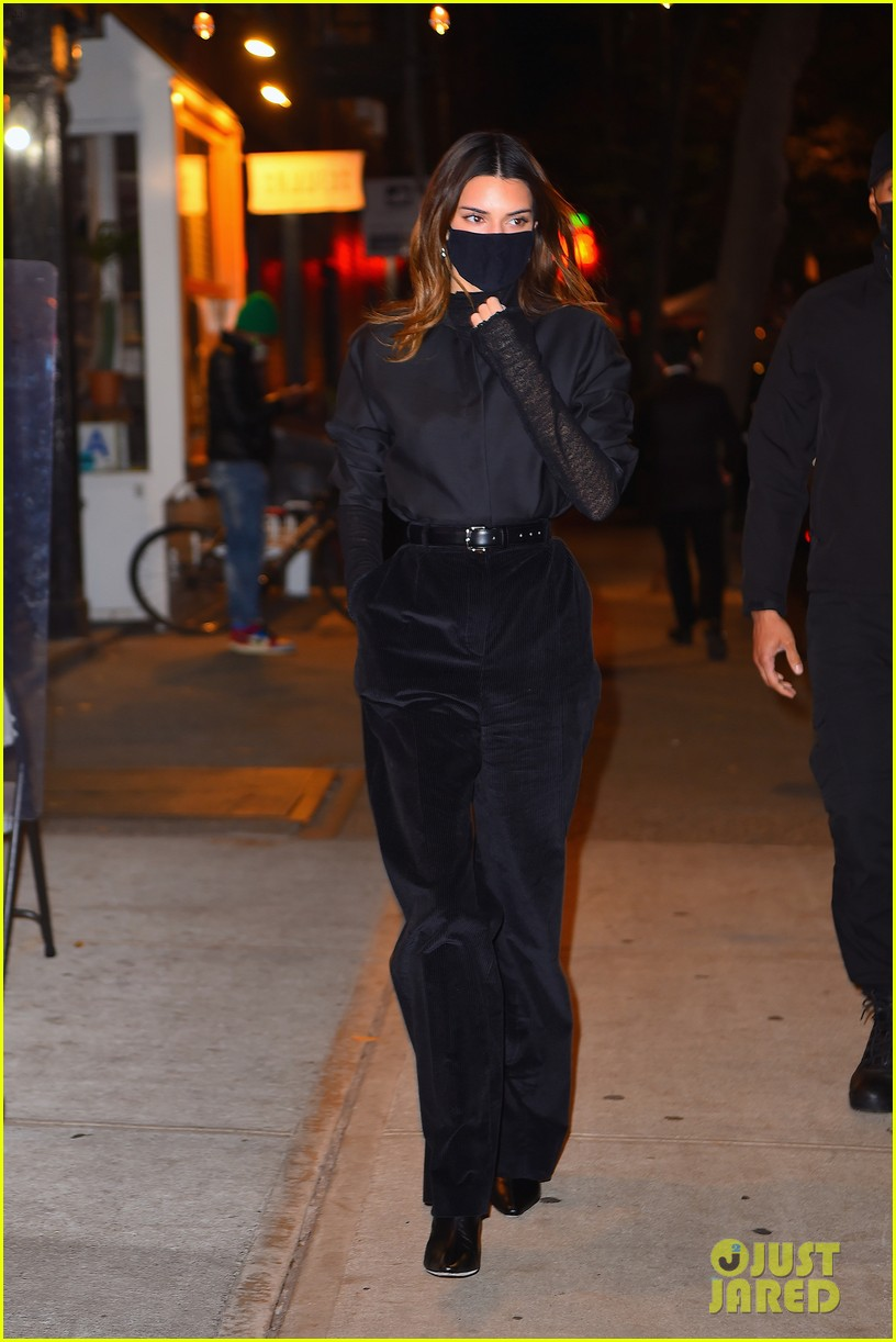 kendall jenner bella hadid out for dinner 064501969