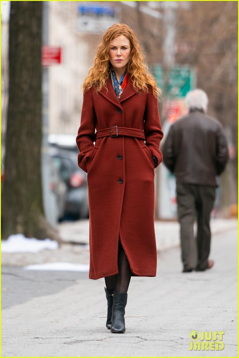 Nicole Kidman Talks About Her Iconic Coat in 'The Undoing ...