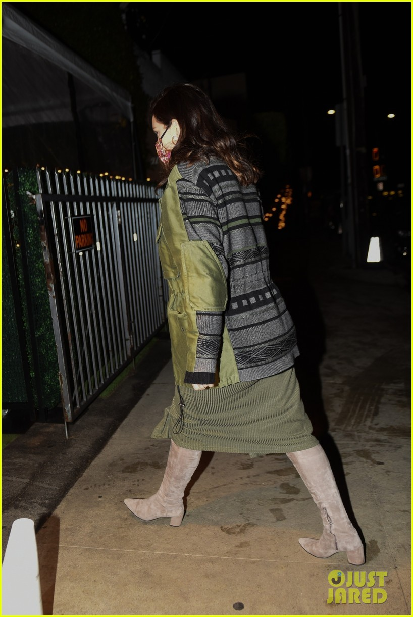 pregnant katharine mcphee at dinner and salon 224502355