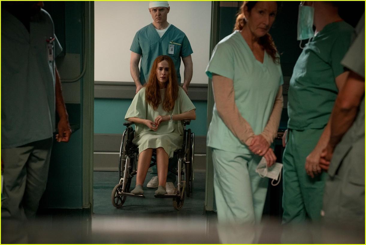 sarah paulson run movie ending explained 014502385