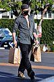 colin farrell unbuttons shirt market run 22