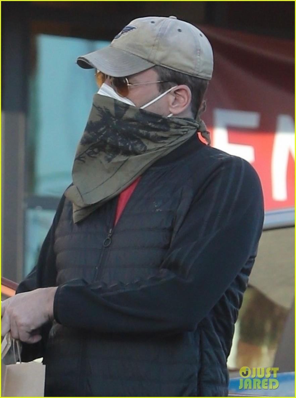 jon hamm face mask bandana grocery shopping 024508282